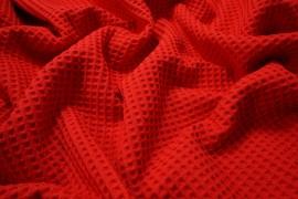 """Bawełna wafel - """"Red"""""""
