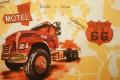 Bawełna - ciężarówki