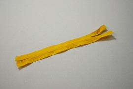 Zamek kryty - żółty, 18 cm