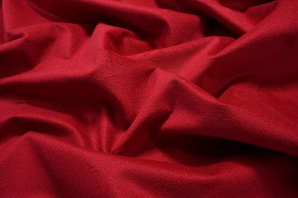 Velvet - kolor bordowy - fale