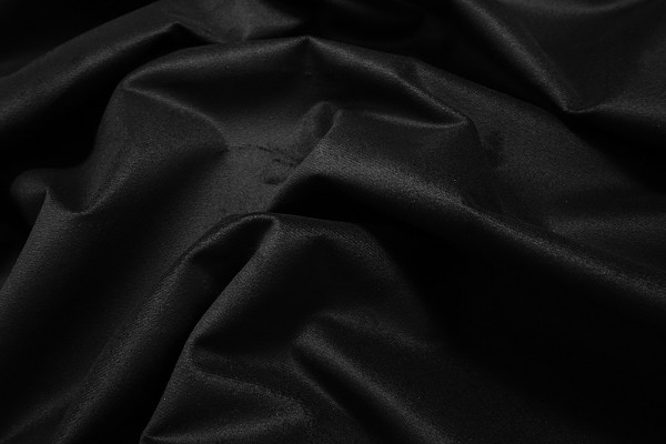 Velvet - kolor czarny - fale