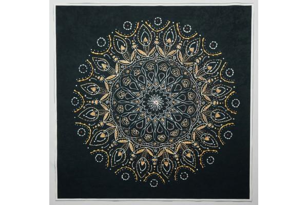 Panel poduszkowy - kolorowa mandala
