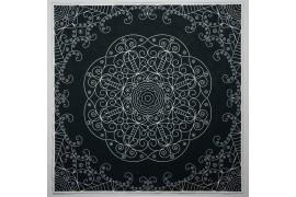 Panel poduszkowy - ażurowy wzór