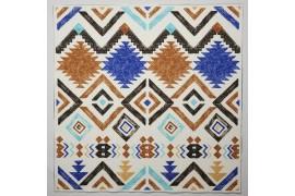 Panel poduszkowy - aztecki wzór