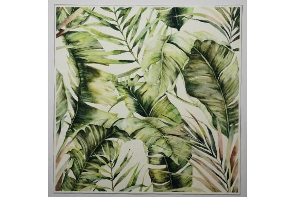 Panel poduszkowy - liście bananowca