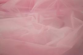 Woal w kolorze różowym