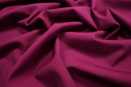 Tkanina sukienkowa z lycrą - kolor biskupi