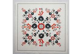 Panel poduszkowy - folklor