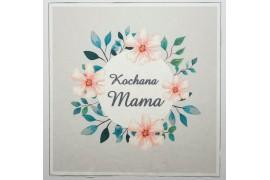 Panel poduszkowy - wianek kochana mama