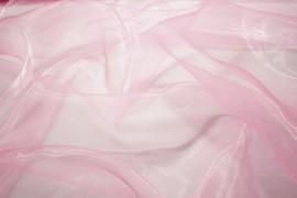 Organtyna w kolorze jasnego różu