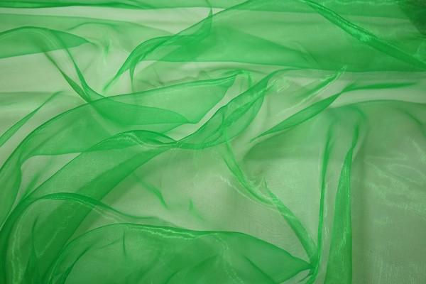 Organtyna w kolorze zielonym