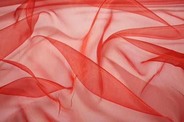 Organtyna w kolorze rudo-czerwonym