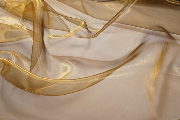 Organtyna dwutonowa - złoto-czarna