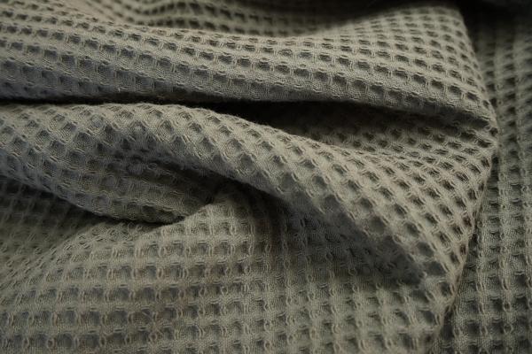 """Bawełna wafel w kolorze """"Grey"""""""