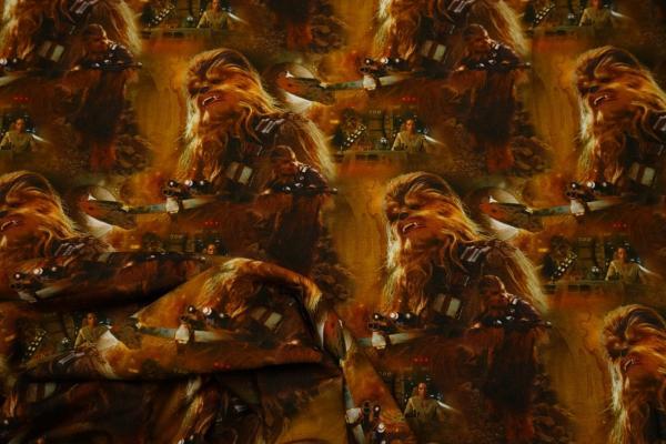 """Dzianina - """"Chewbacca"""""""