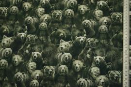 Dzianina - niedźwiedzie