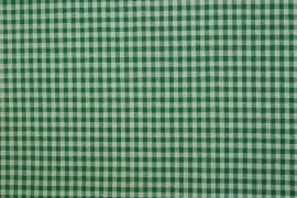 Bawełna vichy 5 mm – apple green