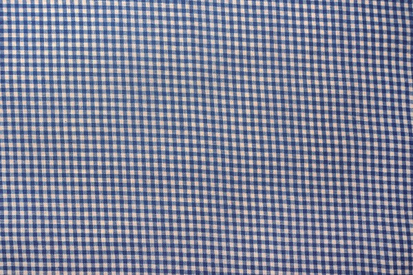Bawełna vichy 3 mm – royal