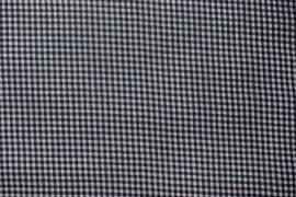 Bawełna vichy 3 mm – navy