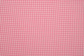 Bawełna vichy 3 mm – rose