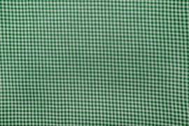 Bawełna vichy 3 mm – green