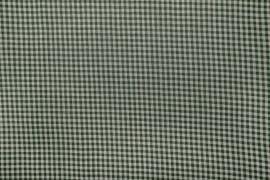 Bawełna vichy 3 mm – bottle green