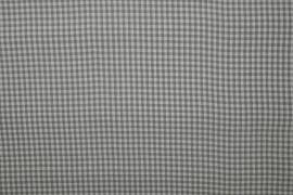 Bawełna vichy 3 mm – grey