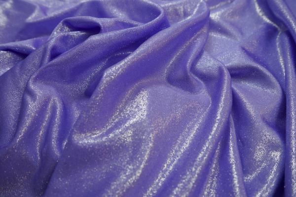 Lycra folia w kolorze fioletowym