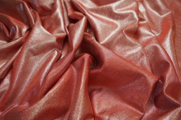Lycra folia - kolor czerwony