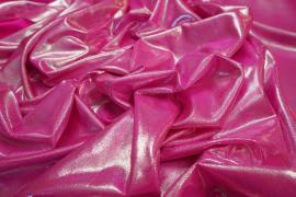Lycra folia w kolorze różowym