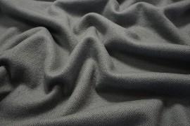 Tkanina wełniana - szara