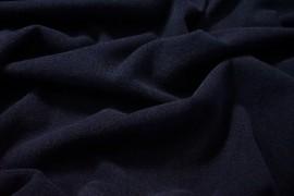 Tkanina płaszczowa - granatowa