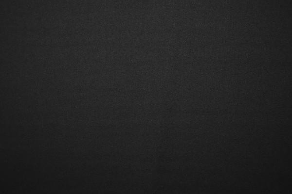Dzianina krepa w kolorze czarnym