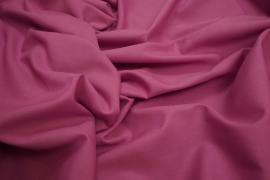 Bawełna popelina w kolorze różowofioletowym