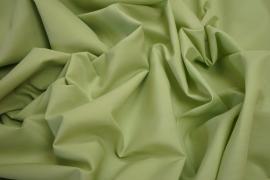 Bawełna popelina w kolorze pistacjowym