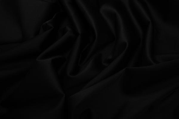 Bawełna lycra w kolorze czarnym