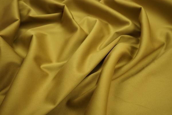 Bawełna lycra - kolor złoty
