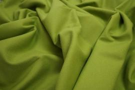 Bawełna z lycrą - wiosenna zieleń