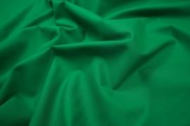 Bawełna gładka w kolorze zielonym
