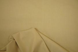 Bawełna gładka w kolorze beżowym
