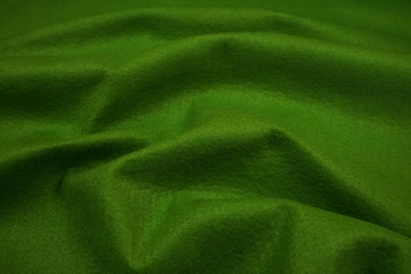 Filc w kolorze zielonym o grubości 1,5 mm
