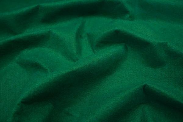 Filc w kolorze morskiej zieleni o grubości 1,5 mm