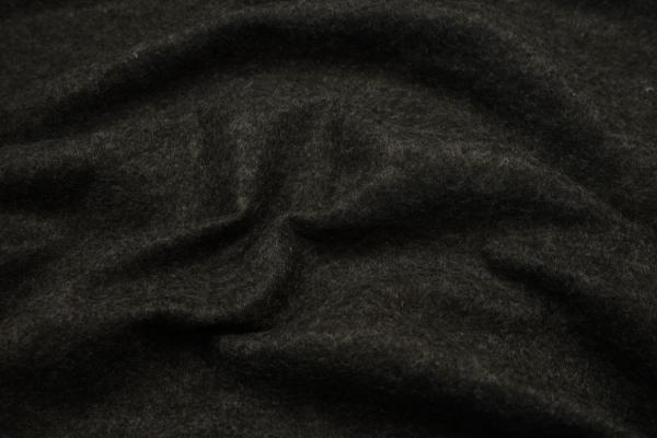 Filc w kolorze antracytowego melanżu o grubości 1,5 mm