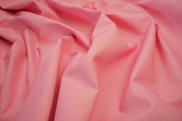 Bawełna twill o kolorze jasnoróżowym