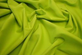 Bawełna twill o kolorze limonkowym