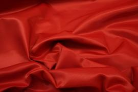 Tkanina ogrodowa wodoodporna w kolorze czerwonym