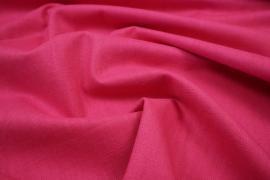 Tkanina lniana w kolorze różowym