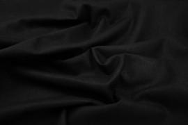 Len viscoza w kolorze czarnym