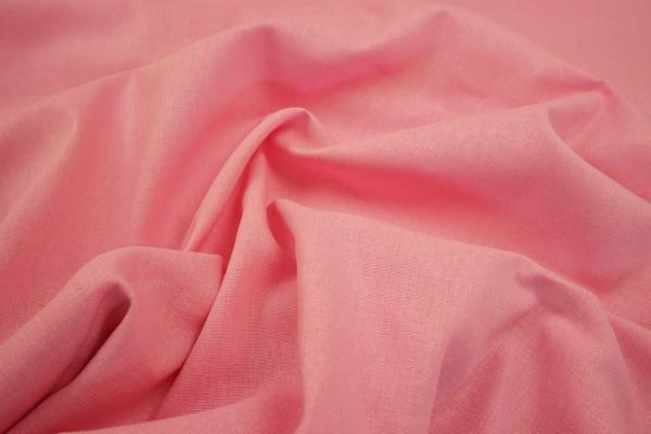 Len z wiskozą w różowym odcieniu