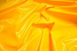Latex w kolorze żółtym